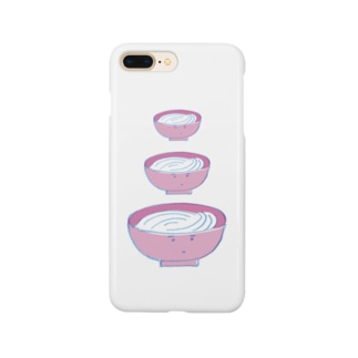 udon兄弟 Smartphone cases