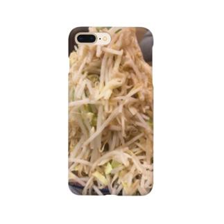 野菜マシマシ Smartphone cases