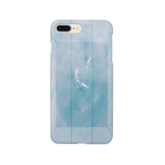 イン・ザ・プール Smartphone cases