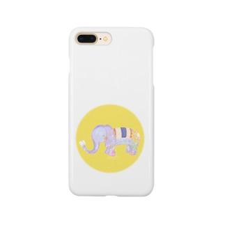 ロムパットくん Smartphone cases