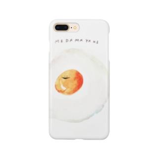 メダマヤキチャン Smartphone cases