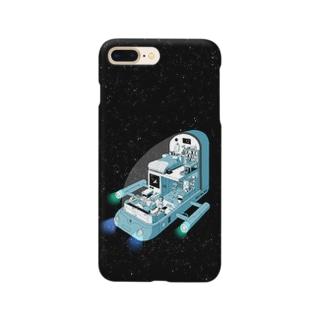 宇宙飛行機 Smartphone cases