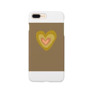 温い愛 Smartphone cases