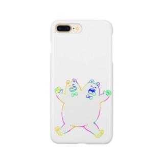 仲良くズ Smartphone cases