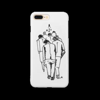 MitsuruAsaiの出勤ゾンビ Smartphone cases