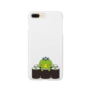かっぱ巻き Smartphone cases