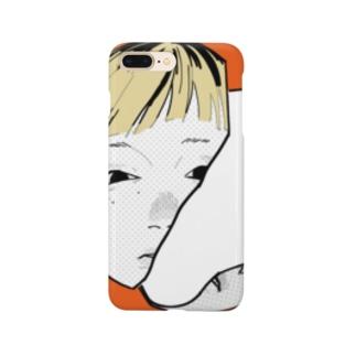 虚無ガールⅠ Smartphone cases