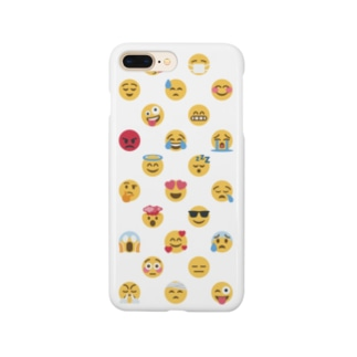 😍 絵文字 顔文字フレンズ 😂 Smartphone cases