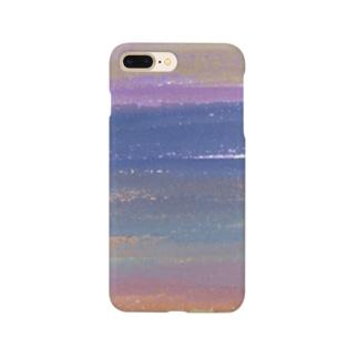 グラデーション Smartphone cases