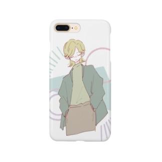 ぱきぱき Smartphone cases