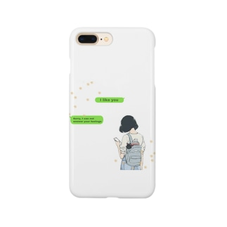 失恋 Smartphone cases