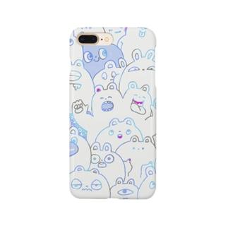 魑魅魍魎ズ Smartphone cases