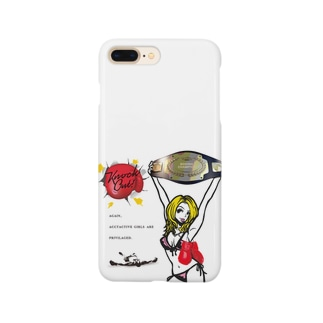 Knock Out! Smartphone cases