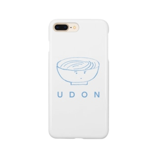 cool udon君 Smartphone cases
