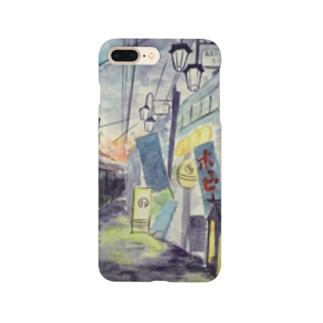 黄昏のバーボンロード Smartphone cases