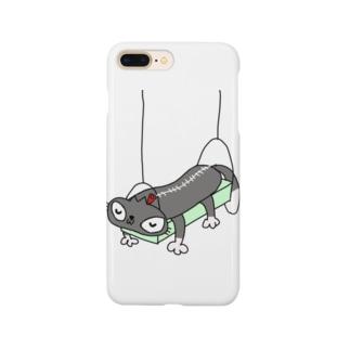 ブランコねこ Smartphone cases