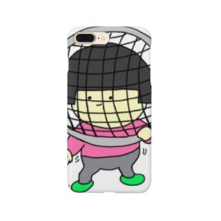 フェンシングごっこ Smartphone cases