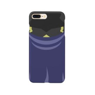 烏合ノ衆なりきり背面デザイン Smartphone cases