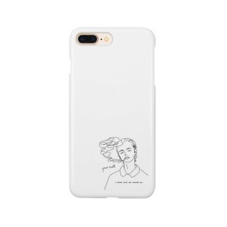TYC☺︎(Take Your Chance!)のyour smellシンプル(TYC) Smartphone cases