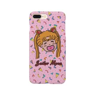 笑うセーラームーン Smartphone cases