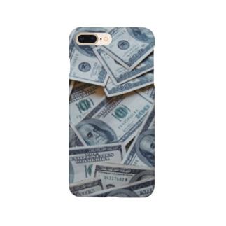 ドル札 Smartphone cases