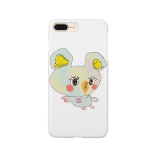 ちゅっちゅちゃん Smartphone cases