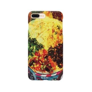 NeruQooNeluのPIZZADELIC スマホケース Smartphone cases