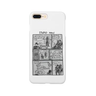 ossan manga Smartphone cases