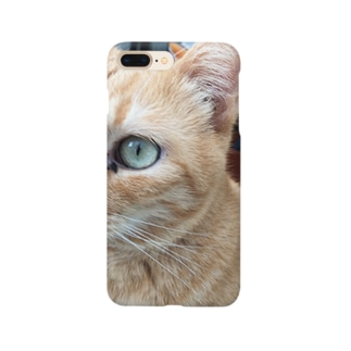 きーちゃんは言いたいことがある Smartphone cases