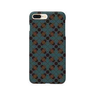 苔むす Smartphone cases