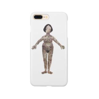 七ヶ月 Smartphone cases