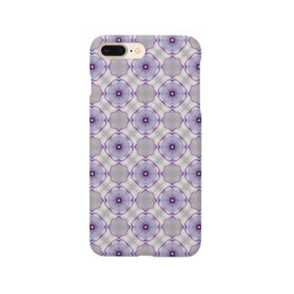 うすむらさき Smartphone cases