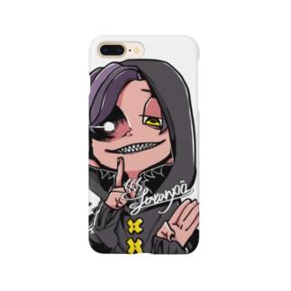めりぃ。 Smartphone cases
