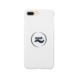 Nod   /   ロゴ Smartphone cases