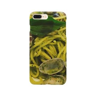 アサリのジェノベーゼ Smartphone cases