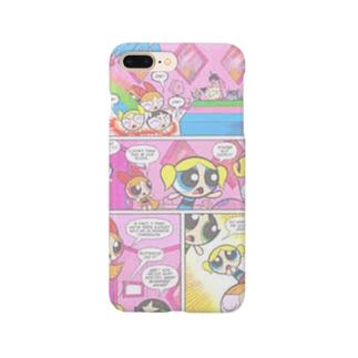 パワーパフガールズ Smartphone cases