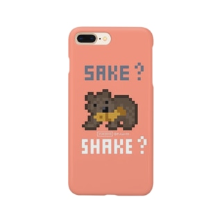pxl_ykc23のサーモン Smartphone cases