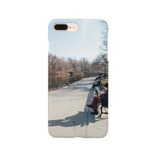 朝のニュースチェックタイム Smartphone cases