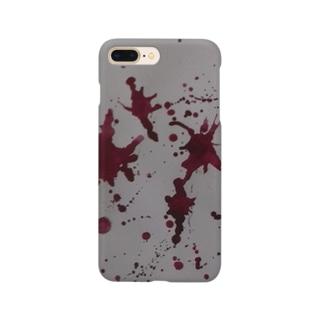 blood Smartphone cases