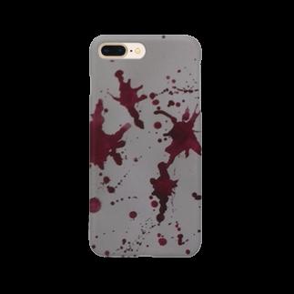。(テン)オリジナルのblood Smartphone cases