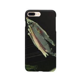 鯉のぼりグッズ Smartphone cases