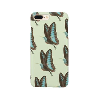Swallowtail Smartphone cases