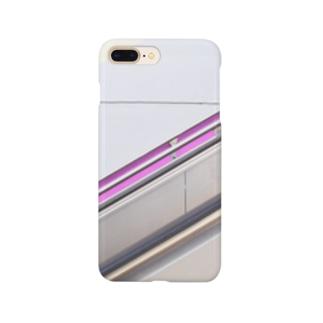 エスカレーター Smartphone cases