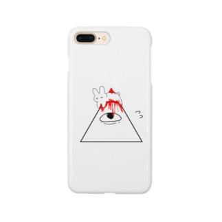 うさぎさん!!!!!!!!!!! Smartphone cases