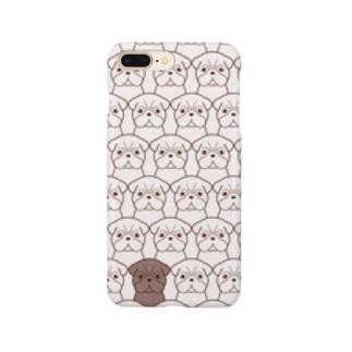 パグまみれ* Smartphone cases
