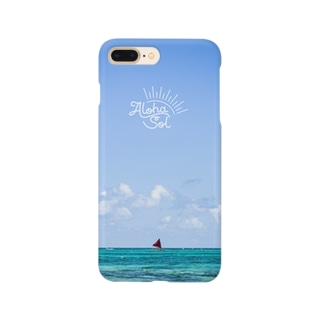 AlohaSol Original Photo Smartphone cases