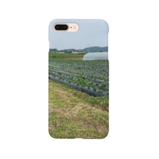 畑 Smartphone cases