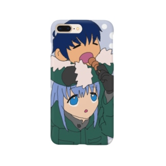 みたチョコ終末旅行 Smartphone cases