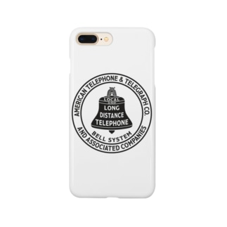 Bunny Robber GRPCのBELL SYSTEM_1900 Smartphone cases