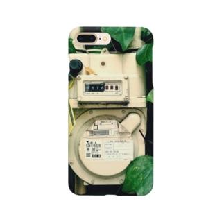 ドットガスメーター Smartphone cases